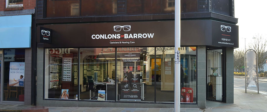 Conlsons of Barrow Opticians & Hearing Care