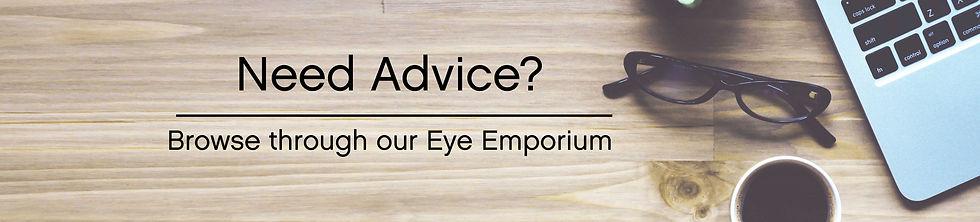 Eye Emporium Banner