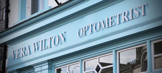 Vera Wilton Optometrist