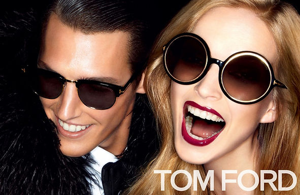 Tom ford designer glasses