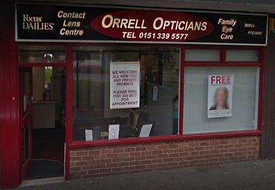 Opticians Great Sutton