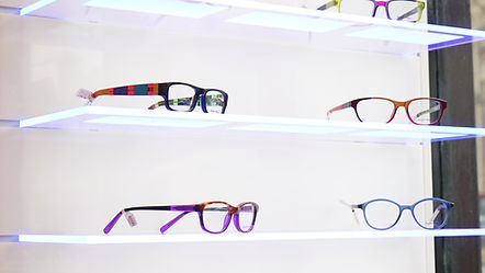Sarah Dineen opticians eyewear