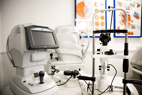 Optical Coherence Tomography Scanner