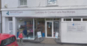 Opticians Axminster