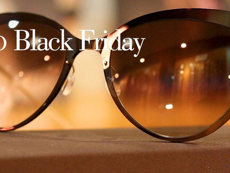 Black Friday! A huge 20% off selected sunglasses