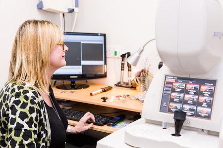 Myopia consultation