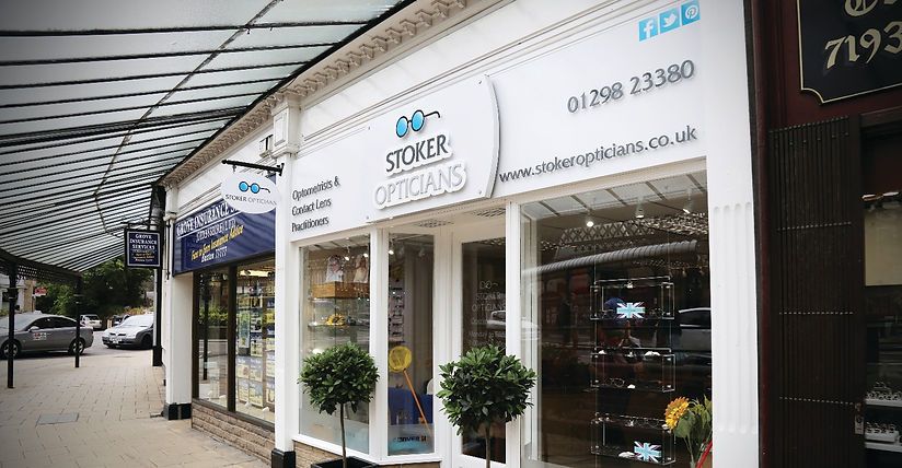 Stoker Optcians in Buxton