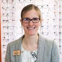 HANNAH CROFT - Optometrist