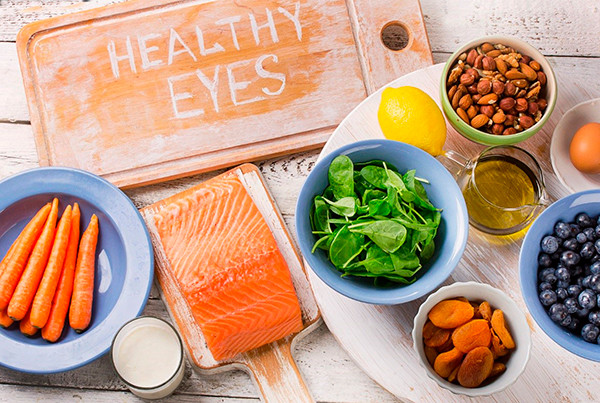 vitamins for eyes