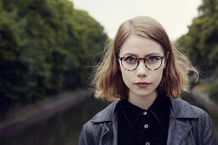 Etina precription glasses