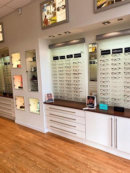 Eyewear Collection in Epping