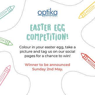 Optika Opticians Colouring Competition