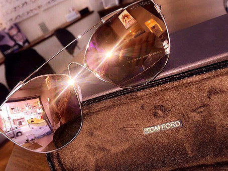 Don't miss out on our next competition to win a pair of Tom Ford sunglasses!