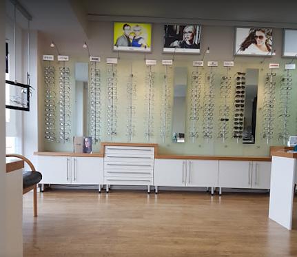 Roberts & Quinn Opticians Inside