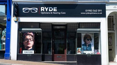 Opticians Ryde