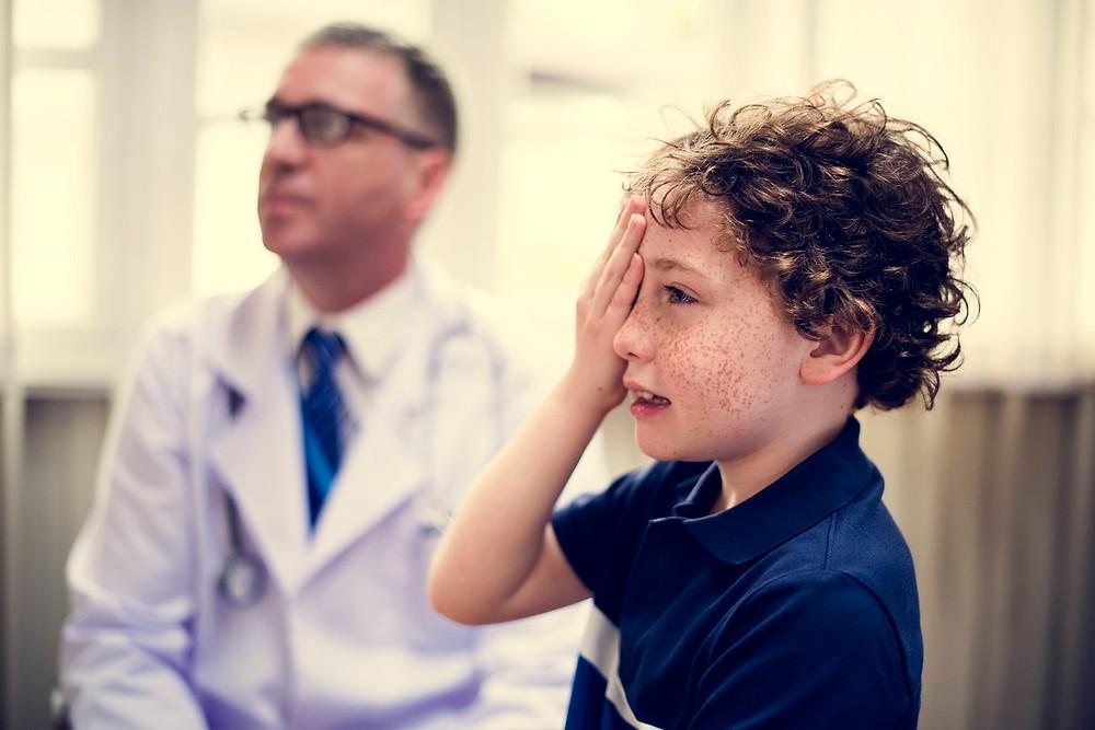 Blepharitis in Kids