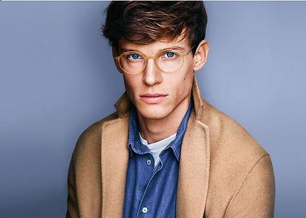 Designer Eyewear for Men