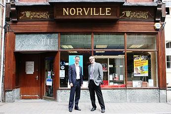 Norville Shop Front