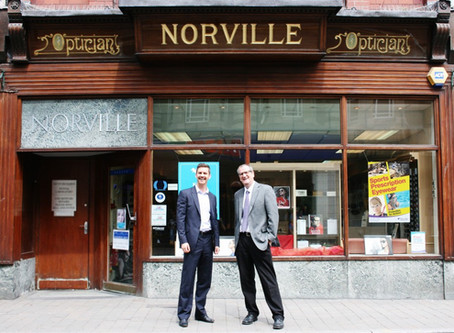 Norville Opticians becomes Eye Care partner to Gloucester Rugby