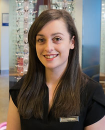 Aisling O'Keefe - Optical Assistant