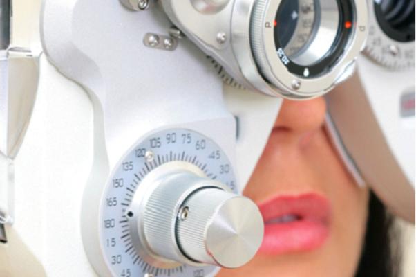checking your eye health