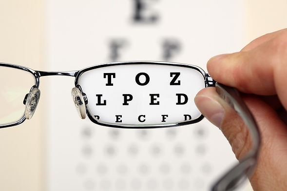Domiciliary Eye Care