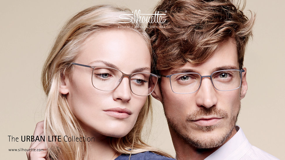 Silhouette Glasses Collection
