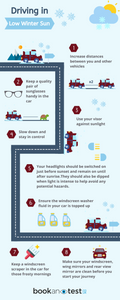 Tips for safer winter driving