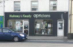 Opticians Castlerea