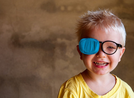Amblyopia: Does your child have a lazy eye?
