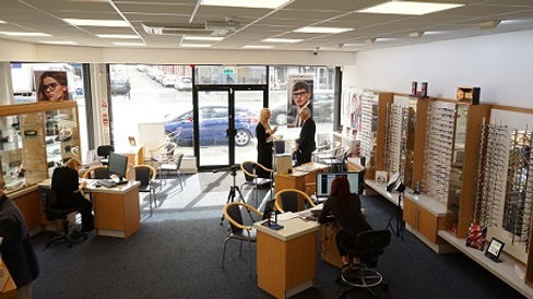 Opticians Old Swan