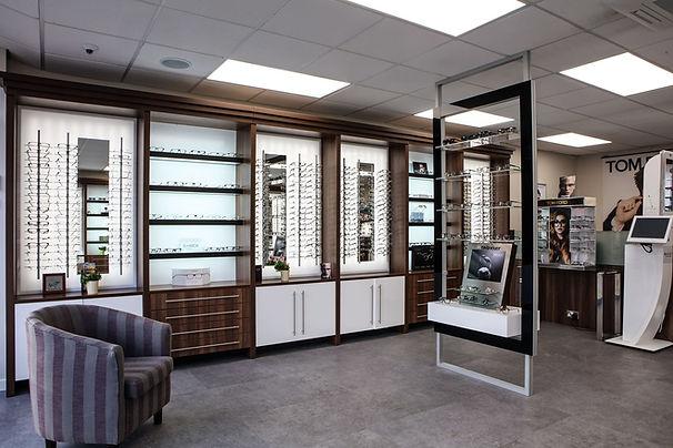 Designer Glasses Selection
