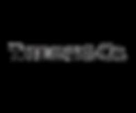 Logo for Tiffany and Co eyewear
