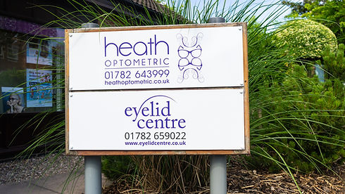 Outside Heath Optometic