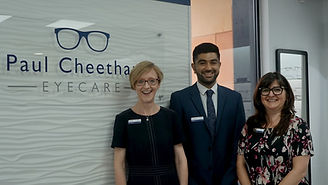 Paul Cheetham Eyecare