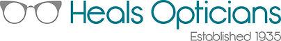 Heals Opticians Logo