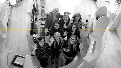 Memory Opticians Team Picture