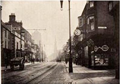 darlington - history