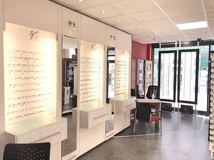 Gill Opticians Frame Collection