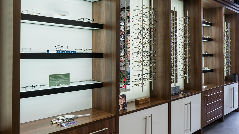 Harris Opticians Glasses Selection