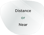 Single Vision lens Diagram