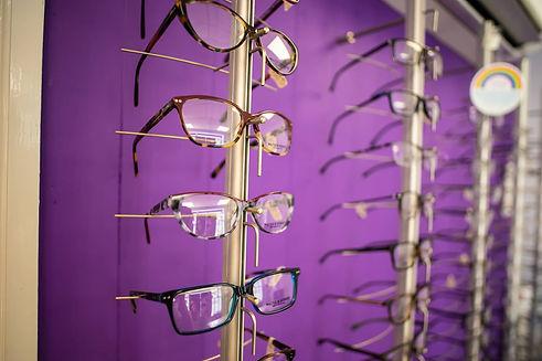 Butterfields Optician frames collection