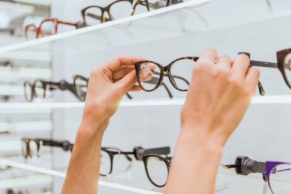 Selecting Frames