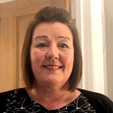 Helen at Ryde Opticians