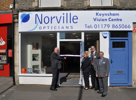 New location for Keynsham practice opens with out of this world technology