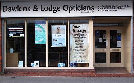dakwins and lodge opticians hythe