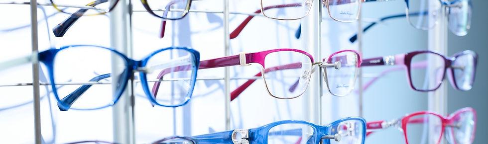 Pinder & Moore Glasses Display