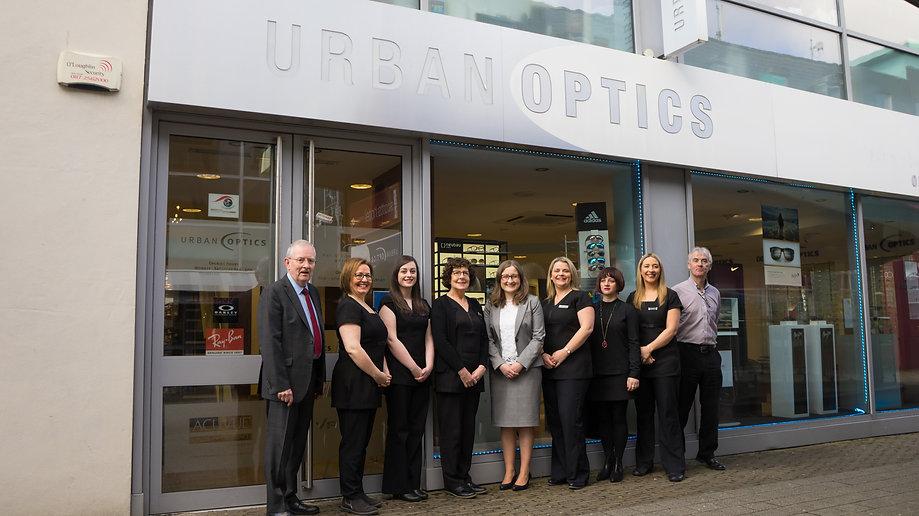 Urban Optics Team