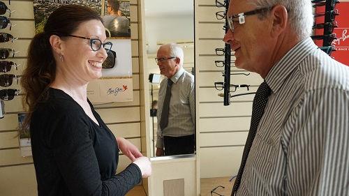 Dispensing Optician Amesbury