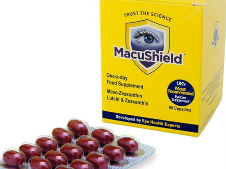 How can dietary supplements help with sufferers of Macular Degeneration?